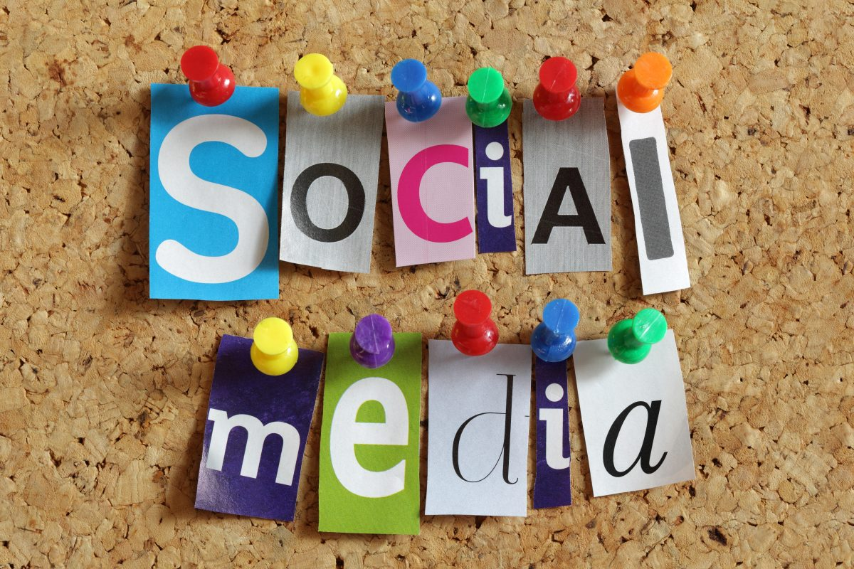 """Social Media: Not Just """"A Place for Friends"""""""