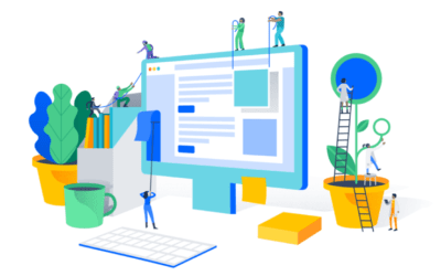 Jira Software Illustration